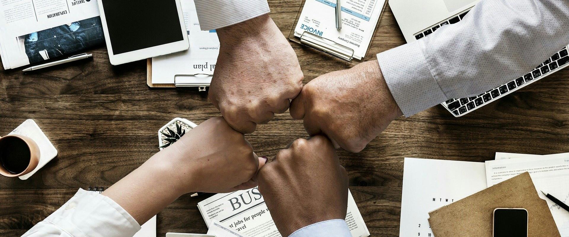 team building - réunion d'équipe